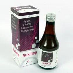 Silymarin, L-ornithine, L-aspartate, Vitamin B-Complex, Protein Syrup