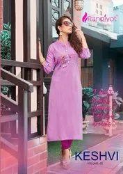 Keshvi Vol-5 Printed Designer Kurti