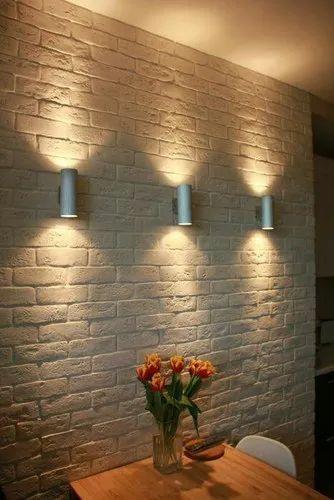 Pvc Brick Wall Paneling At Rs 350 Square Feet प व स व ल प नल ग प व स द व र क प नल ग स व Wall Paneling Adorn Design Bengaluru Id 22608638933