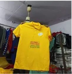 Yellow Promotional T-Shirt
