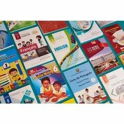 Text Book Offset Printing Services