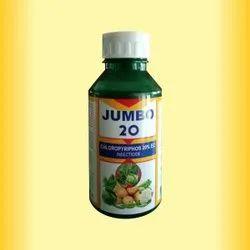 Jumbo Chloropyriphos 20% EC
