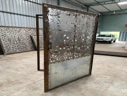 Mild Steel Perforated Safety Doors & Window
