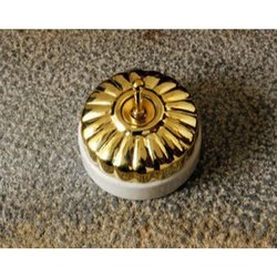 Antique Style Brass Switch