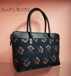Snf Handcrafted Printed Fabric  Handbags