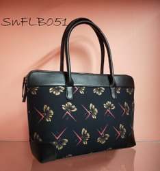 Snf Handcrafted Printed Fabric  Handbags