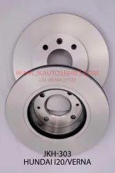 Brake Disc For Hundai I20 / Verna