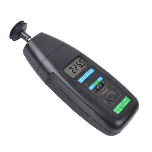 DT-2235B Electronic Contact Tachometer