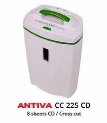 Paper Shredder Antiva 225 CD