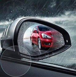 Abs Plastic Black Car Rearview Mirror, For Used In Cars