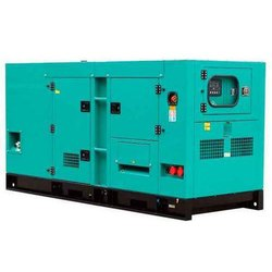 Three Phase 100 Kva Soundproof Diesel Electric Generator