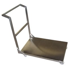 Stainless Steel Heavy Duty Platform Trolley