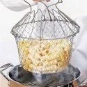 Stainless Steel Kitchen Chef Basket