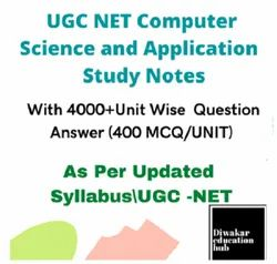 English UGC NTA NET Computer Science And Application Study Material