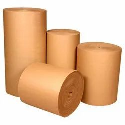 Brown Corrugated Roll, For Packaging