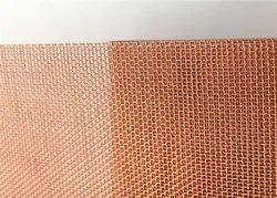 Copper Woven Wire Mesh