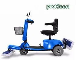 Ride On Mopping Scooter