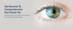 Routine Eye Checkup