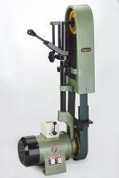 Rajlaxmi 3 HP Single Side Lancer Belt Grinding Machine