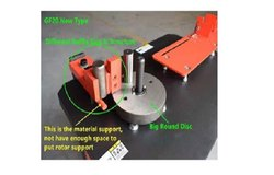 Pin System Type Shobhagya Ring Making Machine