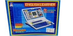 English Learner Educational Notebook / Laptop With Mouse Control