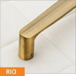 12 Inch Rio Brass Pull Handles