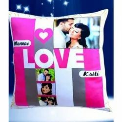 Sublimation Photo Printed Cushion