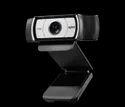 Black 1080 P Logitech C930e Webcam, 1080p