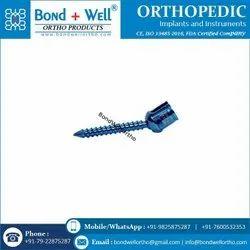 Orthopedic Implants Spine Pedicab Screw