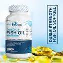 Healthoxide Omega 3 Fish Oil 1000 Mg,60 Softgels