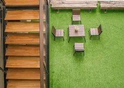 For Lawn Rectangular Welspun Artificial Green Grass