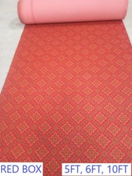 Printed Tent Matting Design No- Red Box