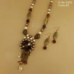 Handmade Western Necklace Set