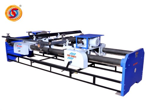 Mild Steel DD Saw Machine, Material Grade: Ms, Model Name/Number: Shiv Shakti