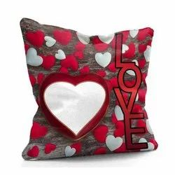 Love Printed Cushion