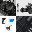 Road Rock Crawler Monster Truck Remote Control