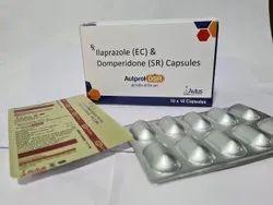 AUTPROL-DSR Ilaprazole (EC) & Domperidone (SR) Capsules, 10*10, Prescription