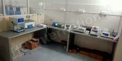 ISI Lab For Packaged Drinking Water, For Industrial