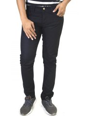 Knitted Black Pure Jeans, Hand Wash And Machine Wash