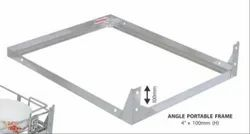 4 Inch Angle Portable Steel Frame