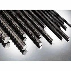 8mm-42mm Mild Steel TMT Bars, 6 meter, Grade: Fe 500D