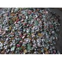 Aluminuim Crushed Multicolor Aluminium Can Scrap, For Melting