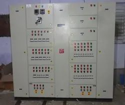 Ac Motor Hight Voltage Industrial Control Panel