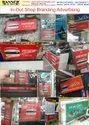 In Shop Branding Advertising