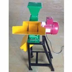 Electric Chaff Cutter Cum Pulverizer
