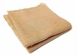 Plain Brown Jute Fabric