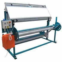 Clartech Automatic Fabric Rewinding Inspection Machine