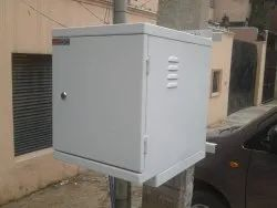 Electronic Sheet Metal Cabinets, For Industrial