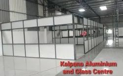 Industrial Aluminum Partition