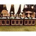 Wedding Buffet Counter